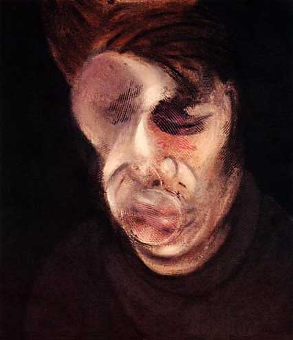 Two Studies for Self Portrait, 1977
