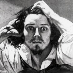 Desparate Man - Gustave Courbet