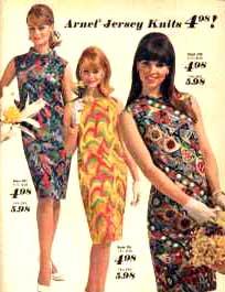 Fashion patterns - 1967
