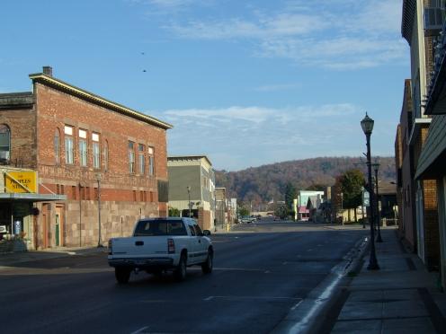 Downtown Munising