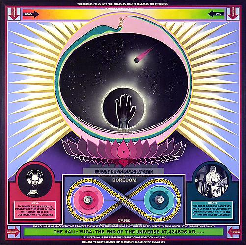 Paul Laffoley - Kali Yuga