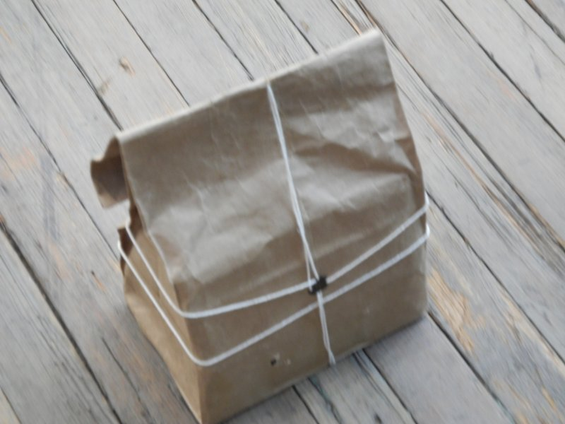 Paper Bag Radio