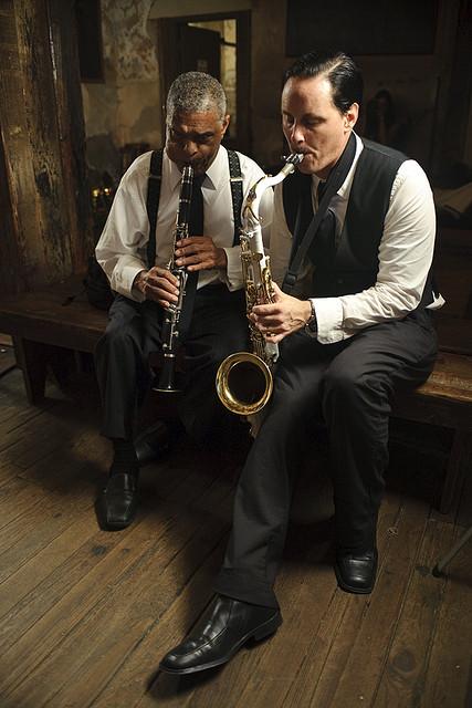 Clint Maedgen & Charlie Gabriel