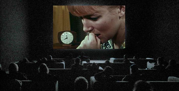 Chrstian Marclay's The Clock