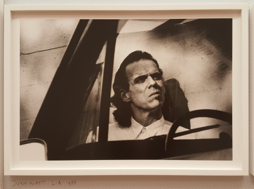 John Hiatt - LA 1988