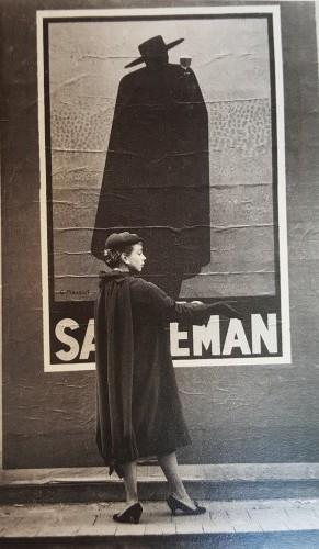 Ata Kando - Haute Couture, Paris 1954