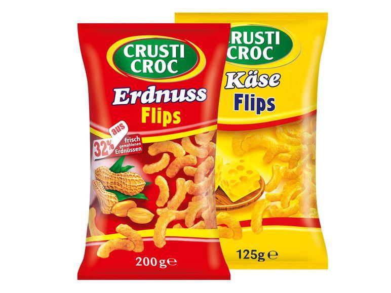 Crusti Croc Flips