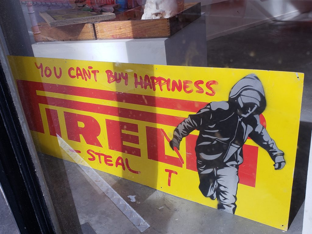 Steal Happiness